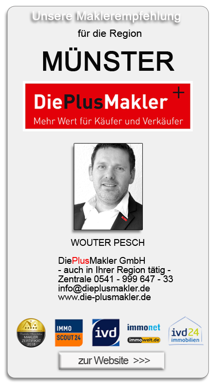 Immobilienbewertung Münster münster wouter pesch die plusmakler immobilien münster